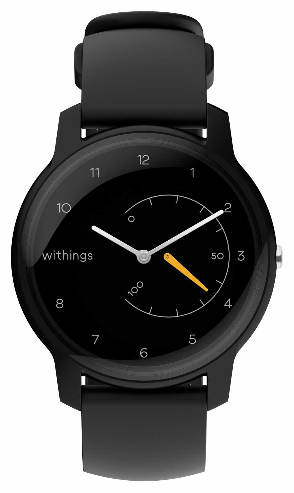 Withings Move Activity Tracker Black & Yellow
