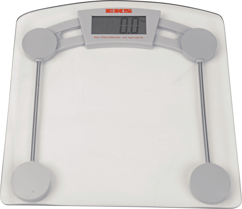 Argos Home Glass Electronic Bathroom Scale832/6975