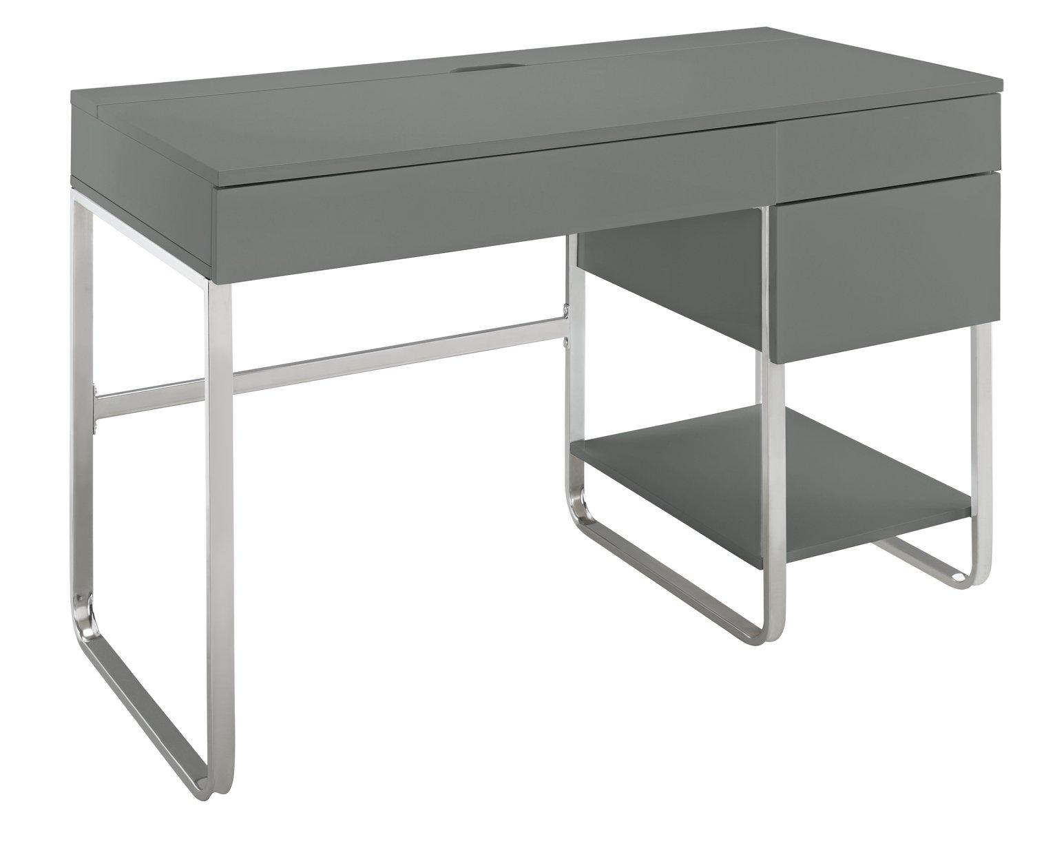 Argos Home Sammy 3 Drawer Desk