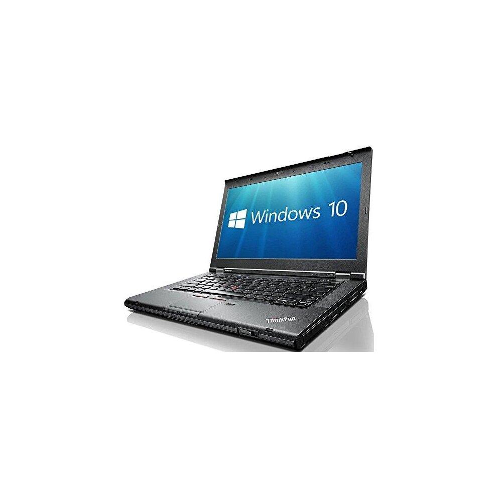 Lenovo ThinkPad T430 i5-3320M 2.6GHz 8GB RAM, 256GB SSD DVDRW 14.1 WXGA++ 1600×900 Webcam Windows 10 Pro 64 bit