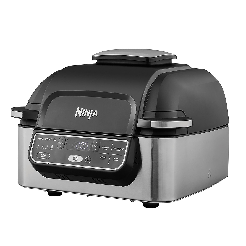 Ninja Foodi Health Grill & Air Fryer with Dehydrator AG301UK401/8823
