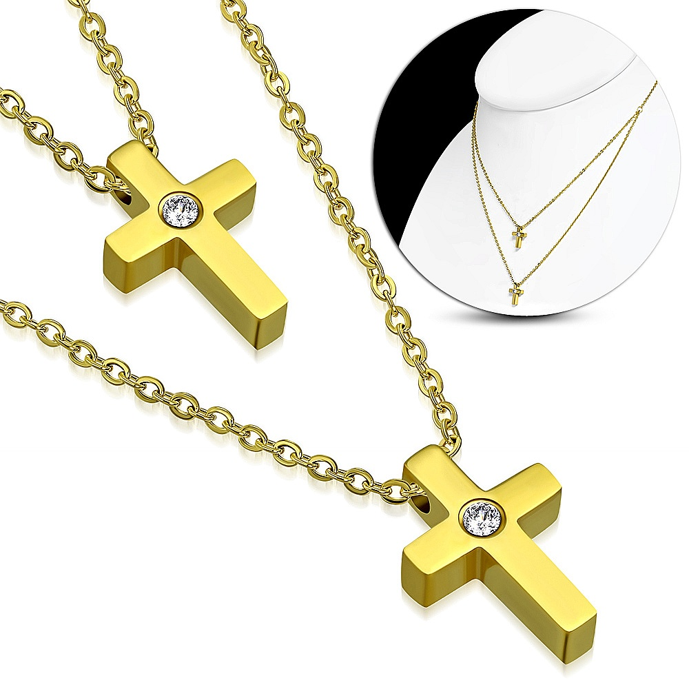 chain Body Art MPV206 – Cross