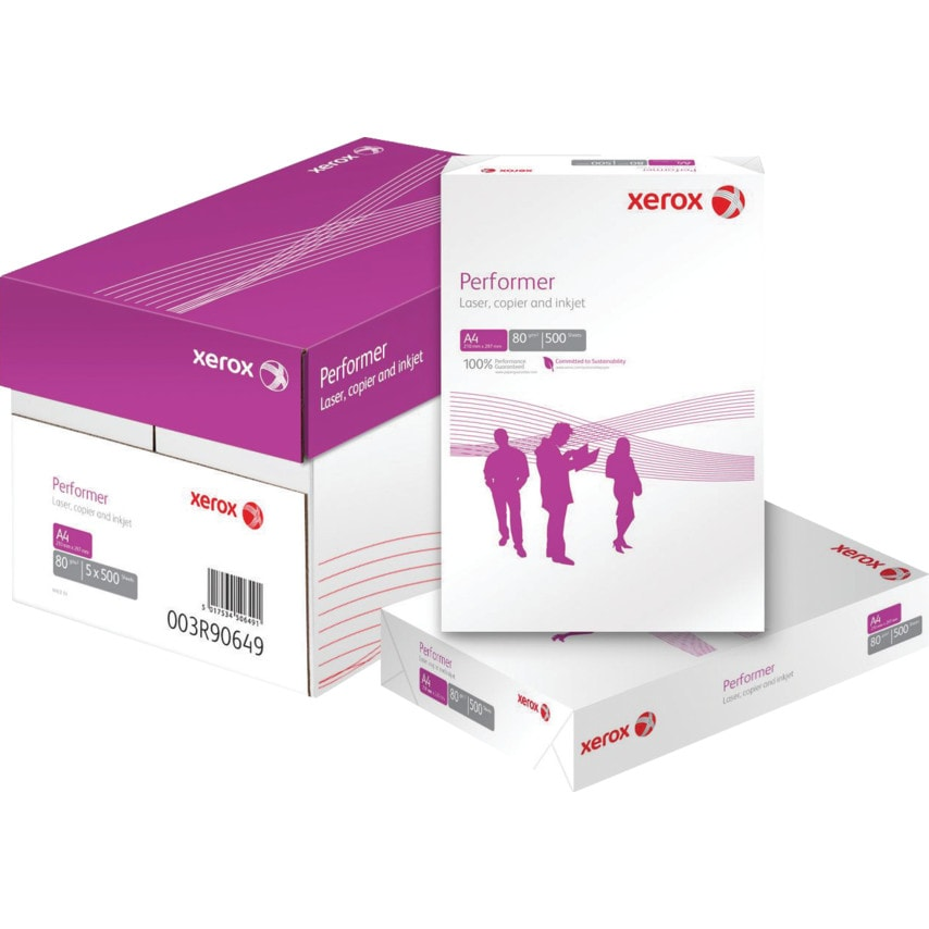 Performer A4 Copy Paper 80GSM (Pack-500)