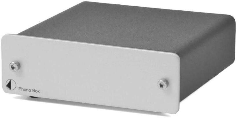 Pro-Ject Phono Box SilverPro-Ject Phono Box Silver