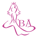 EMMY   Mermaid Floor-Length Sheer Prom Dresses with Rhinestone Appliques